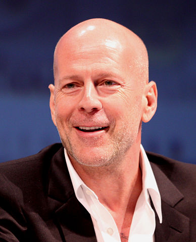 Bruce Willis young photos best movies