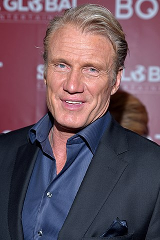Dolph Lundgren young p...