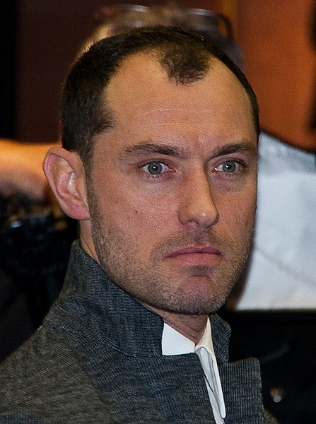 Jude Law Young