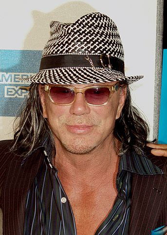 Mickey Rourke young photos best movies