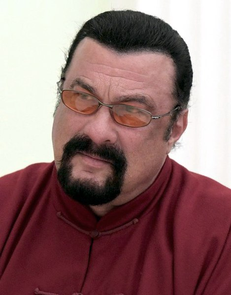 Steven Seagal young ph...