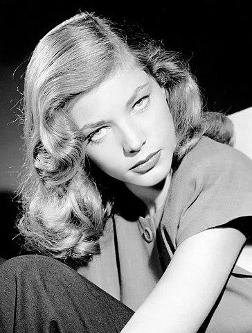 Lauren Bacall young photos best movies Lauren Bacall Young