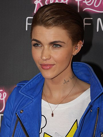 Ruby Rose hot young photos best movies